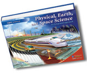 Cover to Physical, Earth, and Space Science